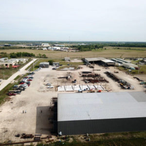 LabelleCo Fabrication Facility in Beaumont, TX