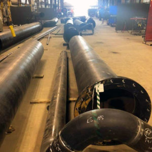 Pipe Fabrication Shop in Beaumont, TX