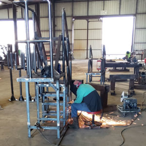 Structural Steel Fabrication in Beaumont, TX